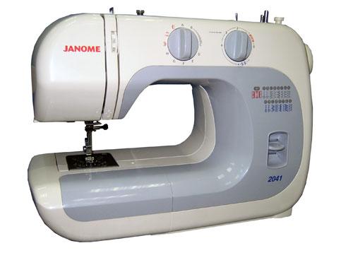 janome 2041 sewing machine
