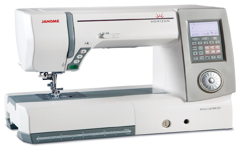Janome memory craft 9900 for Janome memory craft 6600p