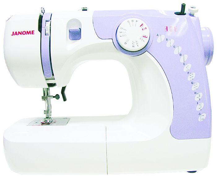 Janome 639x инструкция