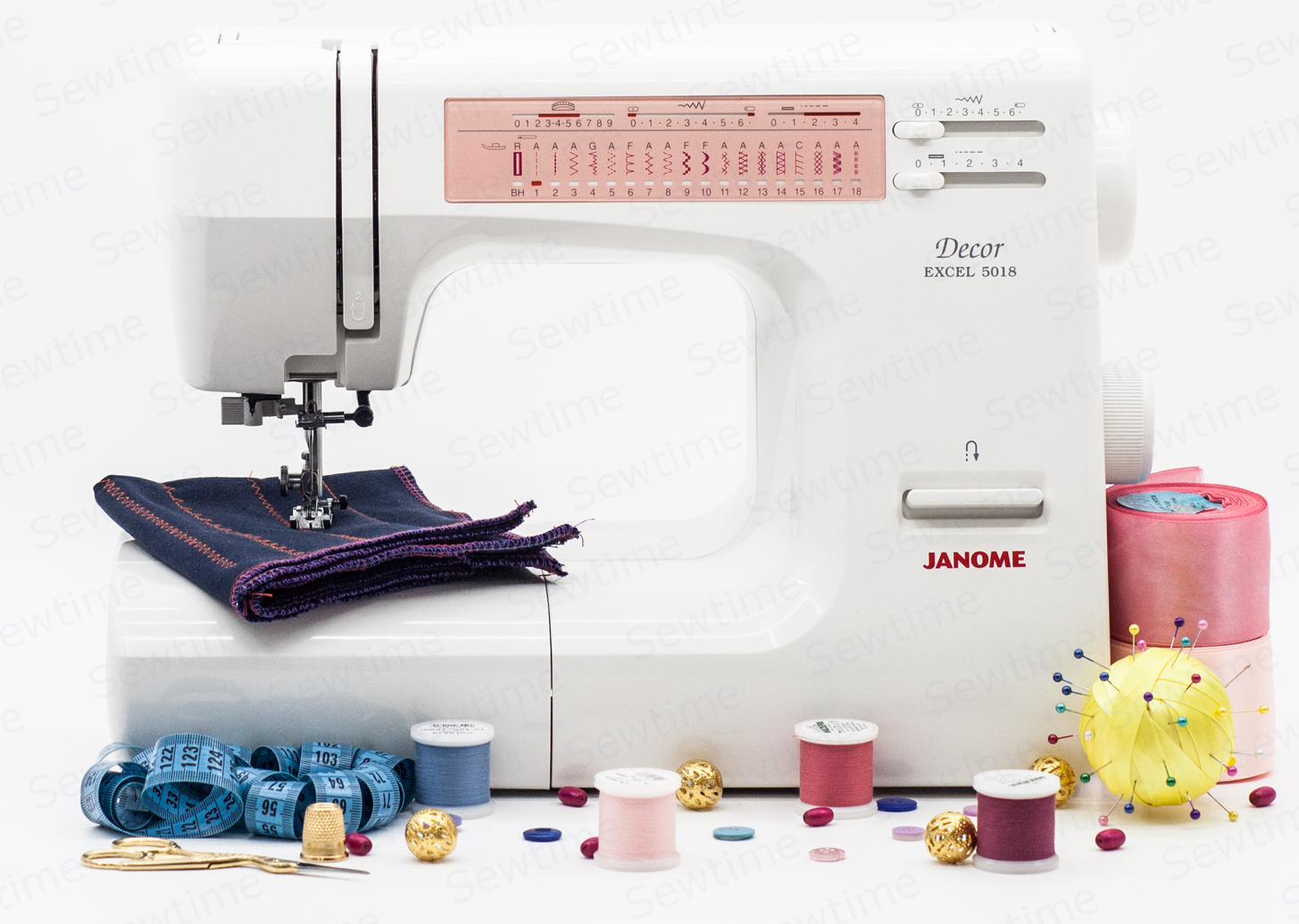 Janome 5018 janome 5018 for Decor excel 5018